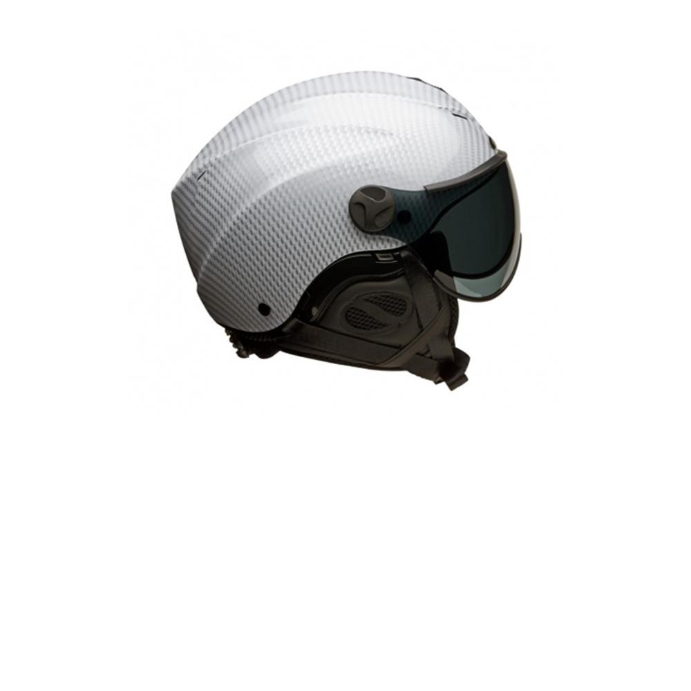 Nerv Carbon White   S 53-56